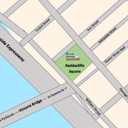 Brisbane City Pop Up Seafood Market