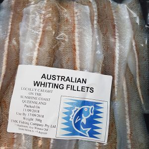 Whiting Fillets (Fresh) 500g Tray
