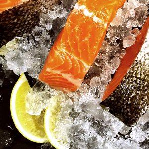 Tasmanian Salmon Portions – Skin On
