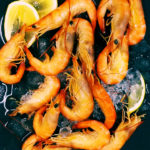 Cooked Endeavour Prawns Wild Caught (Australia)